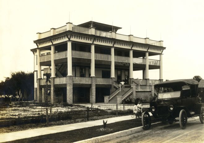 Early Sarasota Yacht Club