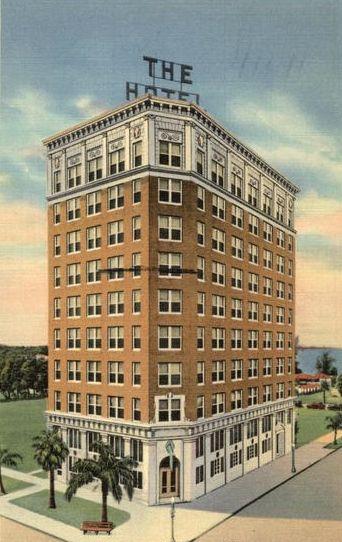 The Hotel Orange Blossom Sarasota